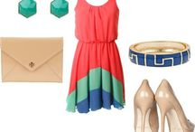 ready to wear / outfit ideas, all put together for me on the days i don't want to think / by Lauren Marie