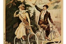 Vintage Bike Posters / by wheel & sprocket
