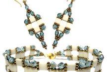 Jewelry: Bead Weaving Jewelry Sets / by Jill Duncan-Jack