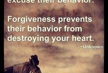 Forgiveness / by Heath Perry