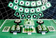 Soccer Party / by Paisley Petal Events