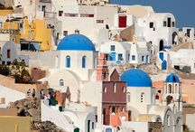 The greek islands / by Anelisse