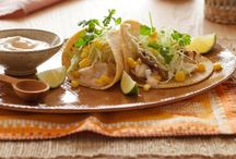 Food -:- Mexican / by LaJean B
