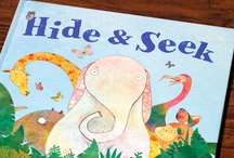 New Children's Books / Each month we will post the best new children's books. See what's new, what's good, and get great reading ideas. / by Joy