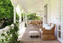 Home - Outdoor Living / by Brenda Hampton