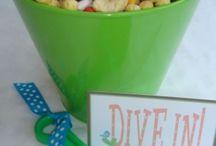 birthday party ideas / by Melissa Hicks Hertel