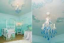 Baby girl nursery / by Lacey Liland