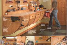 Decorating : Garage ideas / by Akram Taghavi-Burris
