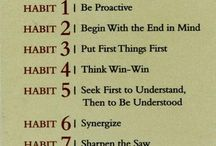 Seven Habits/Leader In Me / by Tracy Kiso