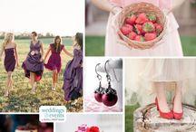 Sarah & Justin's Wedding Ideas / by Emily Farrell
