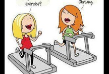 Fitness Funnies / by My Trainer Fitness