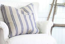 Decor I adore:  Cottage Chic / by Andrea Cammarata