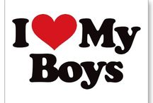 my boys / by Holly Tinsley