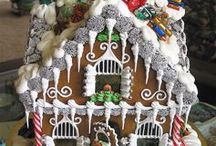 CHRISTMAS - Gingerbread Houses / by Little Housewife