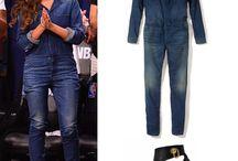 Celebrities wear Orta Fabric / by ORTA Anadolu