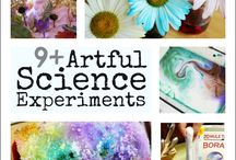 Kids Science activities / by Callie Andrews