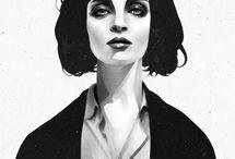 Illustration / by Phernando Silva