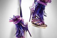 Purple Shoes / by MariKamo Design