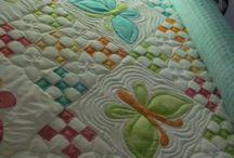 Modern Quilts / by Barbara Liepshutz