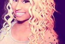 Nicki Minaj! / Everything about Nicki Minaj  / by Camilla Pedersen