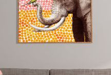 House & Home / My DENY products on sale / http://www.denydesigns.com/collections/artist/ar-garima-dhawan / by Garima Dhawan
