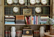 Bookcase / by Christy Melloan