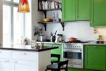 Studio Kitchen Inspiration / by Amy Wells
