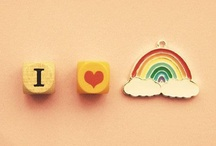 I heart rainbows / by Stacey Zipay