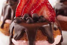 Sweet Treats.... / by Monica Brown