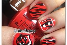 Who Dey! / by Catherine Rose