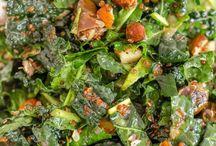 Salads & Vegetables! {vegan} / by Cornell Vegan Society