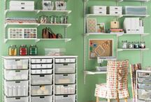 Craft Room / by Jessica Collins