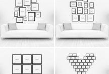 Blank walls / Ideas for blank walls / by Elisha