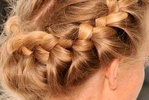 hairstyles / by Lillian Brady