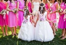 Flower girls / by Jeanette Diana