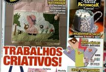 Revistas de Artesanato / by Maristela Leal