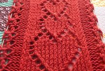 Crochet And Knitting / by Mona Kelly