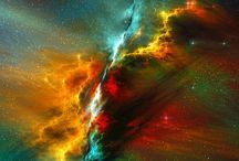 Space / by Elisabeth Mullins