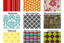 Graphic and Textile Patterns / by Shiri Mor