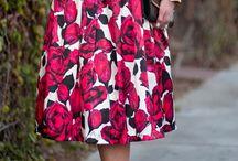 skirts / sewing  / by Sarah Evridge