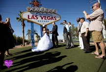 Vegas Wedding / by Wedding & Style by CliodhnaL