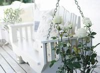 Front porches / by Alicia Anderson