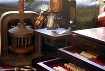Medical Antiques / It is interesting to see how the medical field has changed over the years.  / by ifoundMYdoctor.com