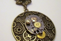 Steampunk design / by Jean-Philippe Cabaroc
