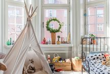 Kids room / by Jeanine Esberg