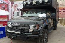 Ford Trucks / by GMC Sierra