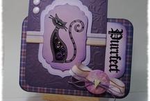 Crafty cards / by Iris Kenilworth