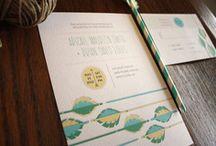 Wedding Invitations/Printables / by Karen Twelves