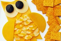 All Owl / by Gosia | Kiddie Foodies