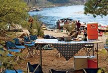 Camping Ideas / by Katie Geyer